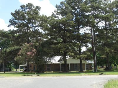 Opelousas Single Family Home For Sale: 3420 Hwy 104