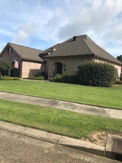 Abbeville Single Family Home For Sale: 300 St. Francis Parkway