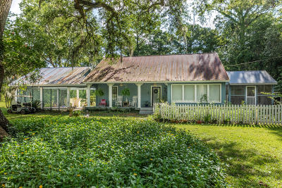 St. Martinville Single Family Home For Sale: 1079 Fontelieu Road