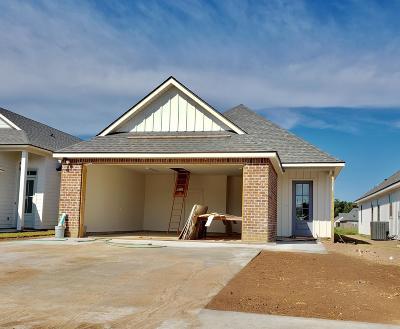 Lafayette Single Family Home For Sale: 102 Lukes Hollow Lane