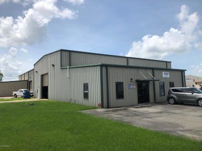 Lafayette Parish Commercial Lease For Lease: 120 Old Farm Road