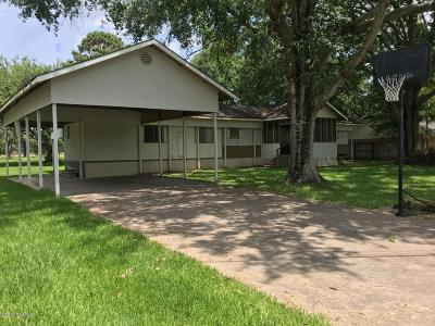 Opelousas Single Family Home For Sale: 245 Pavy Road