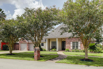 Youngsville Single Family Home For Sale: 119 Field Crest Parkway