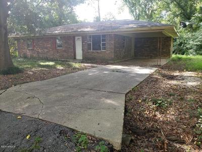 Carencro  Single Family Home For Sale: 203 Mike Street