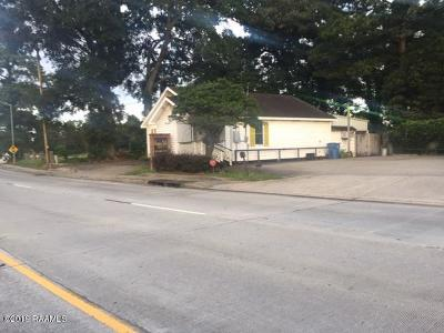 Lafayette Parish Commercial For Sale: 1210 Kaliste Saloom Road