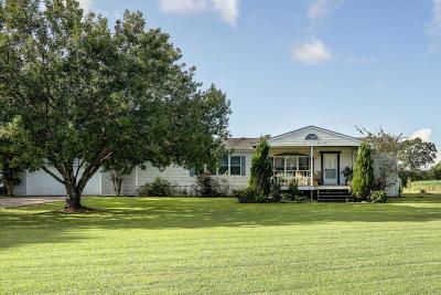 Erath Single Family Home For Sale: 705 Lopez Road
