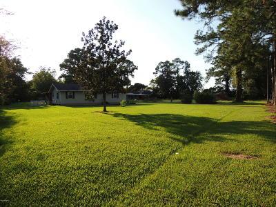 Opelousas Single Family Home For Sale: 3545 La-182