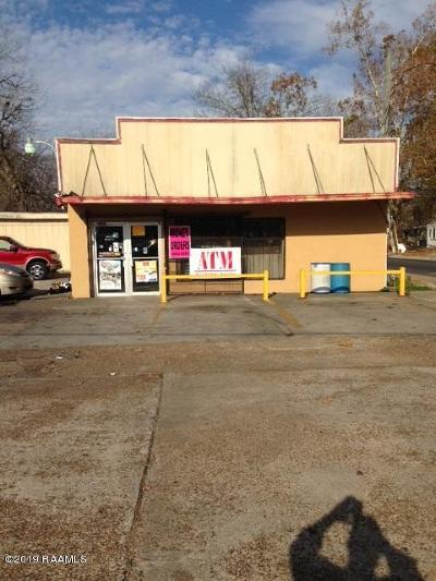 St Landry Parish Commercial For Sale: 1507 N Main Street