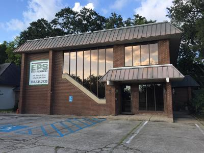 Lafayette Parish Commercial For Sale: 206 Magnate Drive