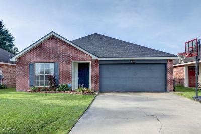 Duson Single Family Home For Sale: 104 Army Ranger Drive