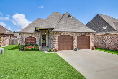 Youngsville Single Family Home For Sale: 416 Copper Ridge Drive