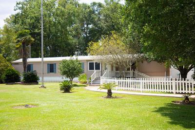 Opelousas Single Family Home For Sale: 2010 Cummings Street