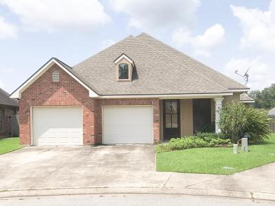 Youngsville Single Family Home For Sale: 109 Lighthouse Point Circle