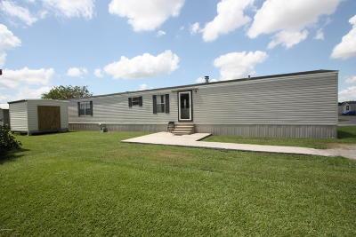 Vermilion Parish Single Family Home For Sale: 7711 Sara Drive