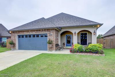 Youngsville Single Family Home For Sale: 122 Bluegrass Creek Road