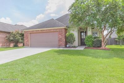 Youngsville Single Family Home For Sale: 107 Copper Hill Drive