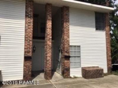 Lafayette Rental For Rent: 109 Oak Crest Drive