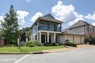 Broussard Single Family Home For Sale: 103 Dominus Drive