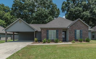 Carencro  Single Family Home For Sale: 203 Landsdowne Way