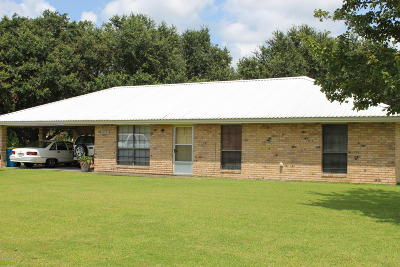 Single Family Home For Sale: 1177 Huval Road
