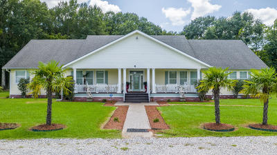 Single Family Home For Sale: 253 Blossom Road