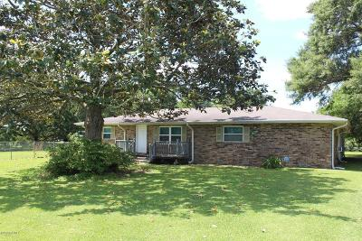 Broussard Single Family Home For Sale: 1013 Young Street