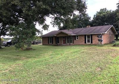 Abbeville Single Family Home For Sale: 14507 Leon Road