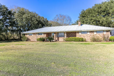 Jennings Single Family Home For Sale: 3484 Lantz Road