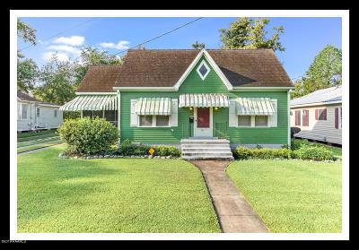 Opelousas Single Family Home For Sale: 301 W Cherry Street