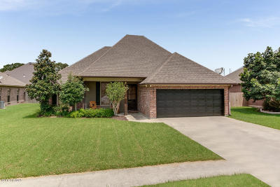 Youngsville Single Family Home For Sale: 104 Shadowbrook Lane