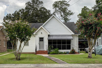 New Iberia Single Family Home For Sale: 307 Oak Street