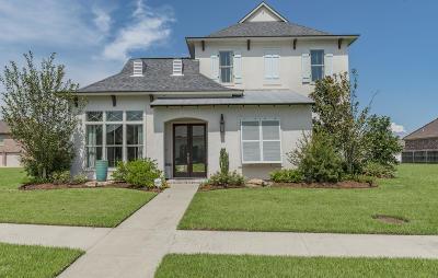 Lafayette Single Family Home For Sale: 310 Torrenova Circle