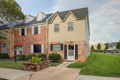 Lafayette  Single Family Home For Sale: 1324 Dulles Drive #A