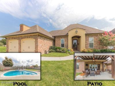 broussard Single Family Home For Sale: 106 Anzalone Drive
