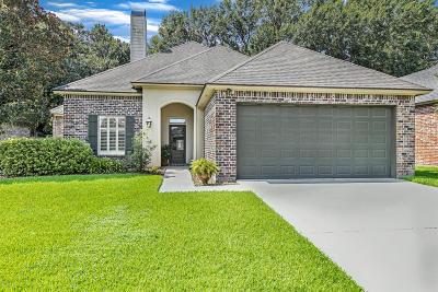 Single Family Home For Sale: 109 Bluebonnet Drive