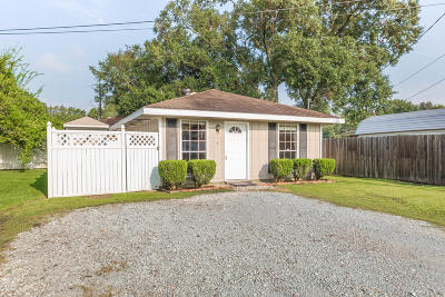 broussard Single Family Home For Sale: 404 S Jefferson Street