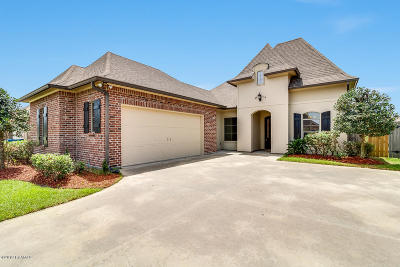 Lafayette  Single Family Home For Sale: 106 Rivergrass Drive