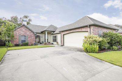 Youngsville Single Family Home For Sale: 102 Southlake Circle