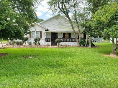 Church Point Single Family Home For Sale: 876 W Plaquemine Street