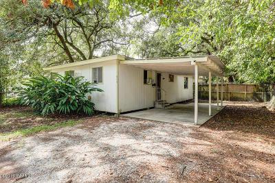 New Iberia Single Family Home For Sale: 615 1/2 Texas Street