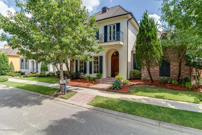 Single Family Home For Sale: 206 Princeton Woods Loop