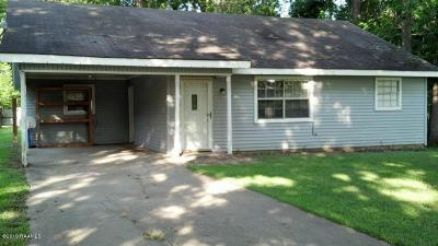 Lafayette Rental For Rent: 706 Picard Road #21
