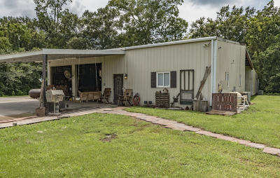 Breaux Bridge Single Family Home For Sale: 4352 A Main Hwy