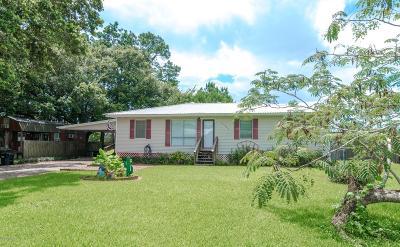 Erath Single Family Home For Sale: 13202 Eastside Acres