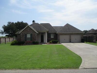 Maurice Single Family Home For Sale: 5001 Sage McKenzie Lane