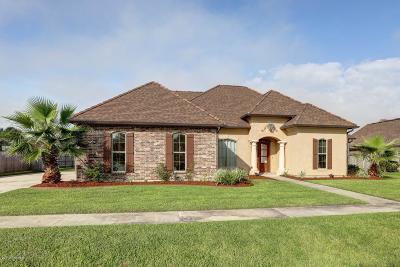 Single Family Home For Sale: 801 Chevalier Boulevard