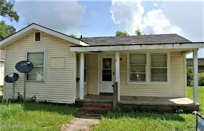 Single Family Home For Sale: 630 Louise Street