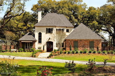 Franklin Single Family Home For Sale: 6896 Highway 182