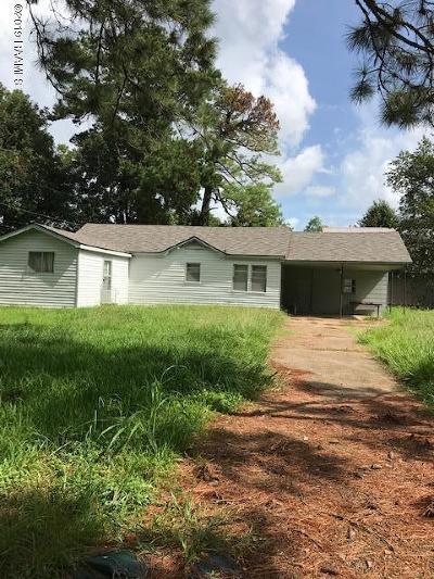 Single Family Home For Sale: 407 E E Pine Street