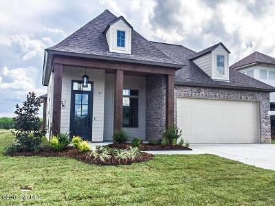 Single Family Home For Sale: 106 Italian Cyress Lane